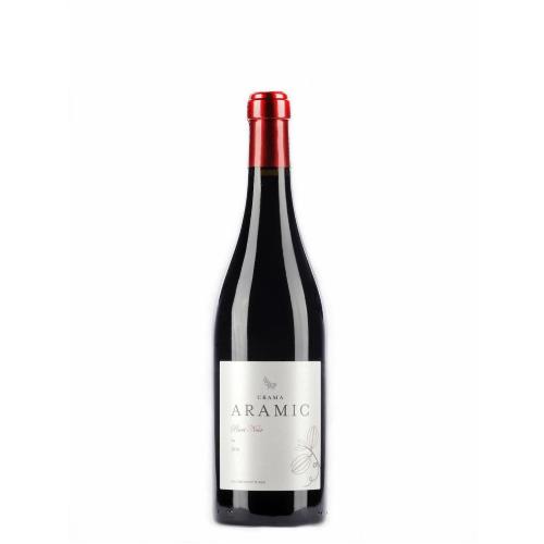 Vin rosu Aramic Pinot Noir www.click2drink.ro
